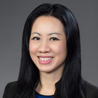 Expert profile image of Caroline Hwang, Head of Client Services, Hong Kong, Institutional Investor Group -