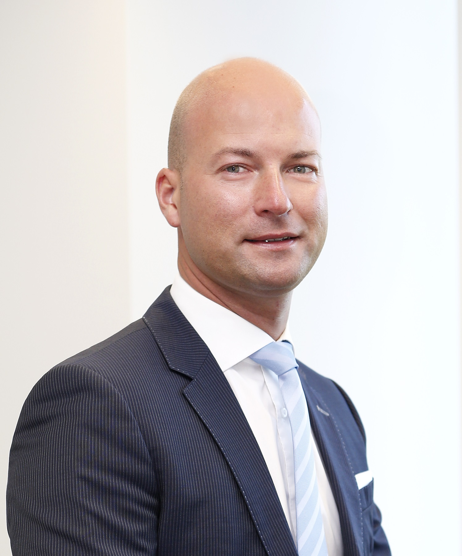 Expert profile image of Olivier Noel, Chief Operating Officer of Northern Trust Global Services SE -