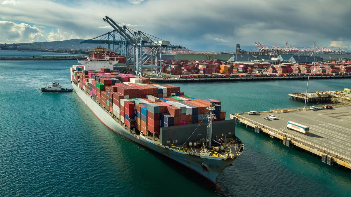 Large Barge image